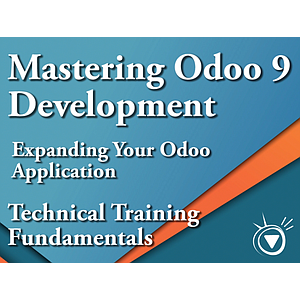 Expanding Your Odoo Application - Mastering Odoo 9 Development Part 7