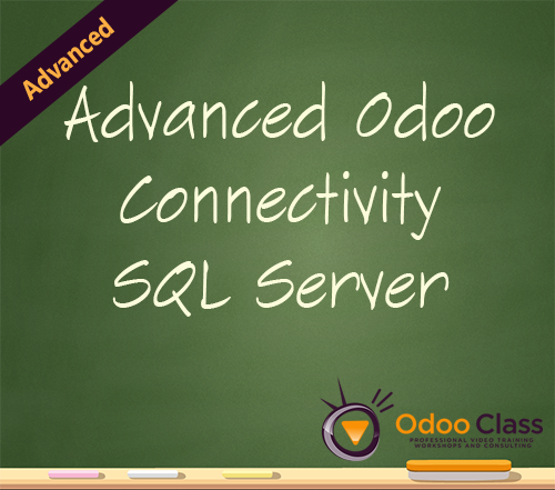 Advanced Odoo Connectivity - SQL Server