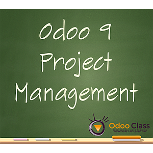 Odoo 9 Project Management