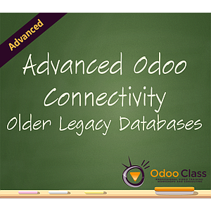 Advanced Odoo Connectivity Older Legacy Databases