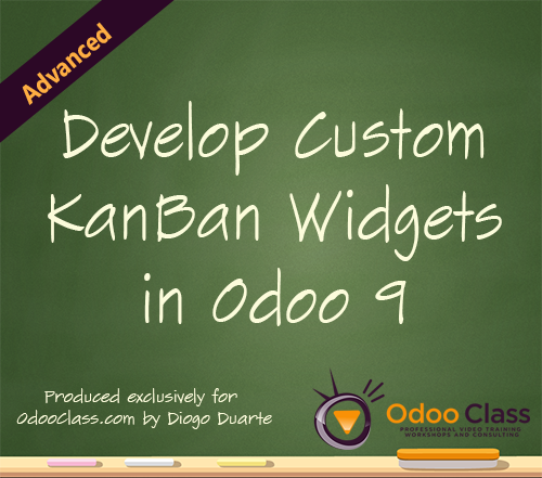Develop Custom KanBan Widgets in Odoo 9
