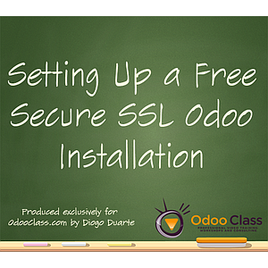 Setting Up a Free Secure SSL Odoo Installation