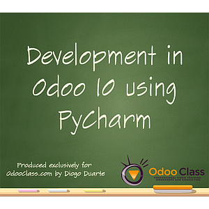Development in Odoo 10 Using PyCharm
