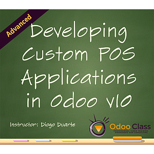 Developing Custom POS Applications in Odoo v10