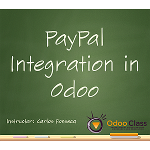 PayPal Integration in Odoo