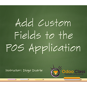 Add Custom Fields to the POS Application
