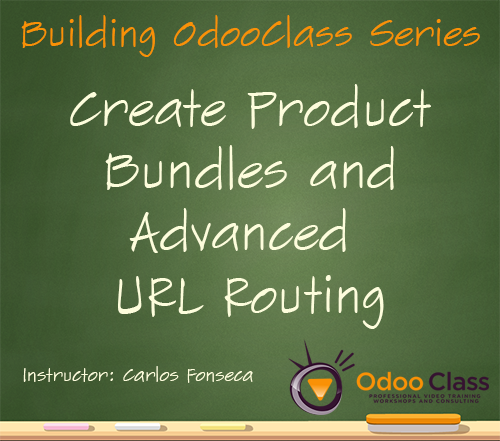 Create Product Bundles and Advanced URL Routing