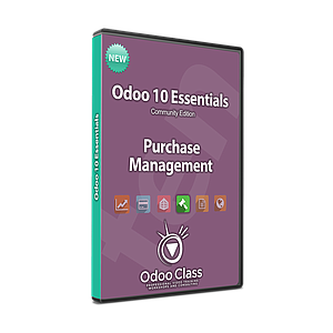 Purchase Management - Odoo 10 Essentials Community Edition