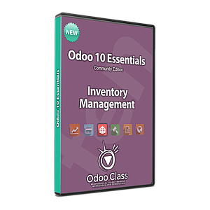 Inventory Management - Odoo 10 Essentials Community Edition