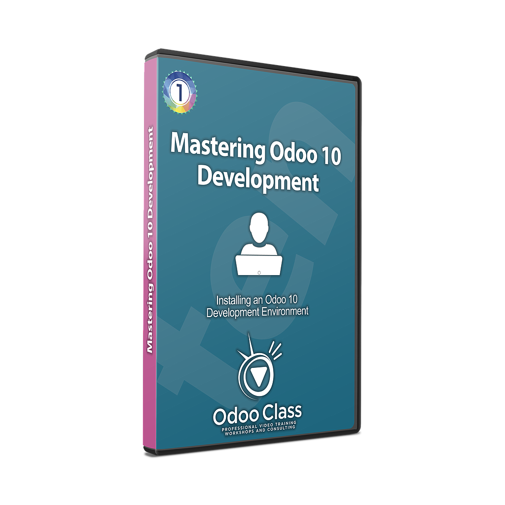 Installing an Odoo Development Environment - Mastering Odoo 10 Development