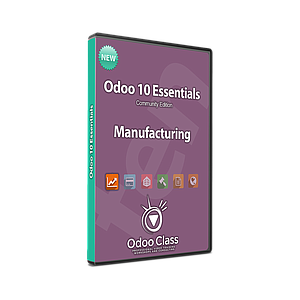 Manufacturing (MRP) - Odoo 10 Essentials