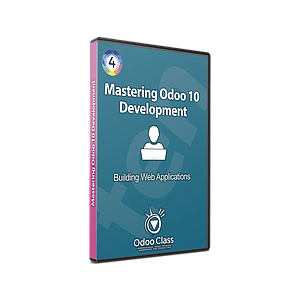 Building Web Applications - Mastering Odoo 10 Development Volume 4