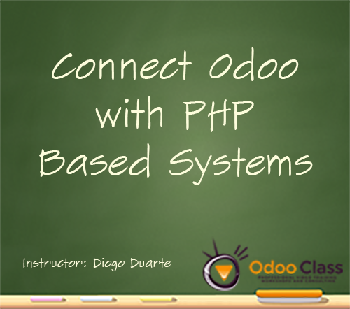 Connect Odoo with PHP Based Systems