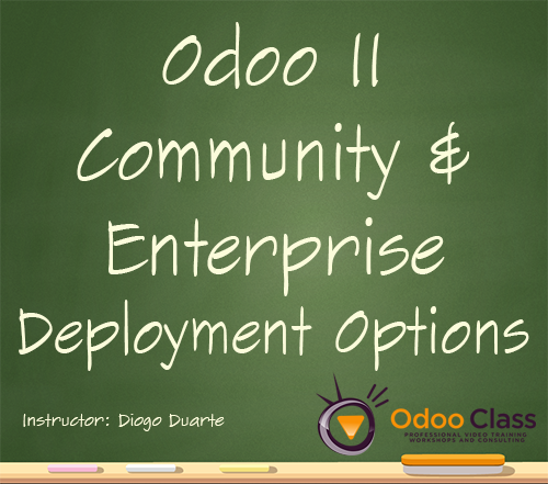 Odoo 11 Community & Enterprise Options for Deployment