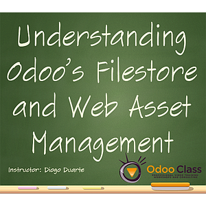 Understanding Odoo's FileStore and Web Asset Management