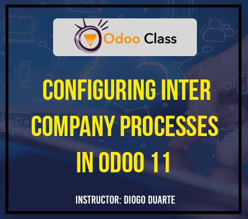 Configuring Inter-Company Processes in Odoo 11