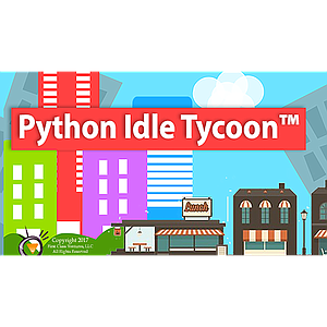 Learn Python by Creating a Fun Idle Business Tycoon Game