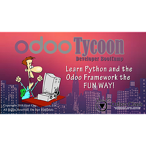 Odoo Tycoon Developer BootCamp