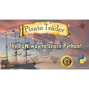 Python Pirate Trader - The Fun Way To Learn Python!