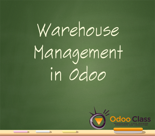 Warehouse Management in Odoo 8
