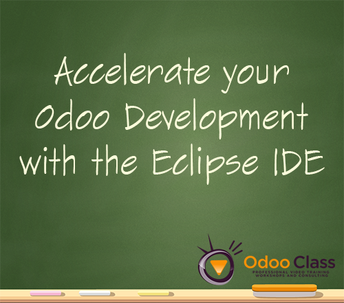 Accelerate your Odoo Development with Eclipse