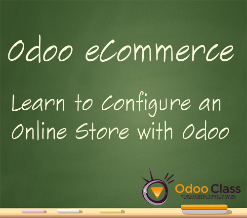 Odoo eCommerce - Configure an online store with Odoo