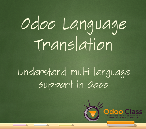 Odoo Language Translation - Multiple languages in Odoo