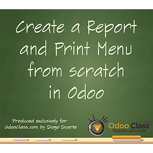 How do you customize Odoo reports
