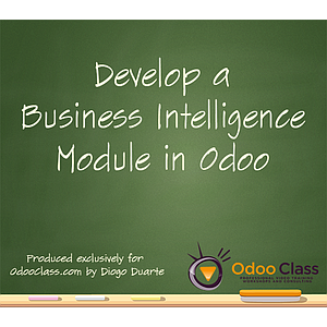 Develop a Business Intelligence Module in Odoo