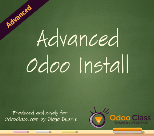 Advanced Odoo Install