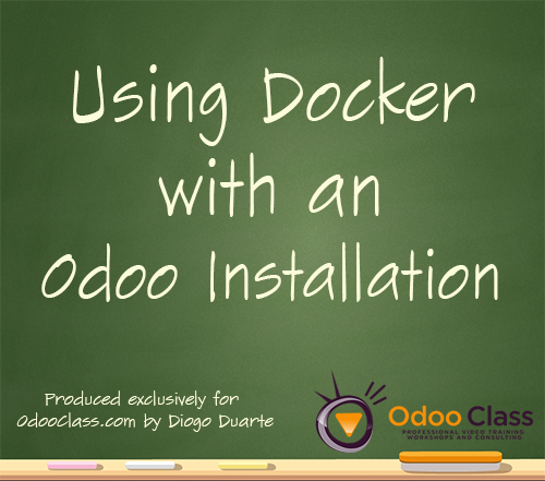 Using Docker with an Odoo Installation
