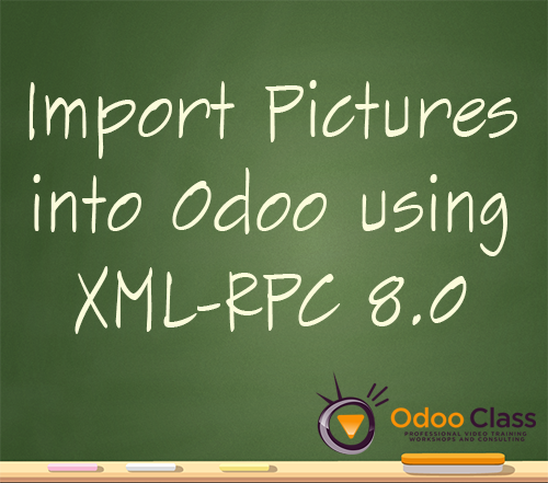 Import Pictures into Odoo using XML-RPC 8.0
